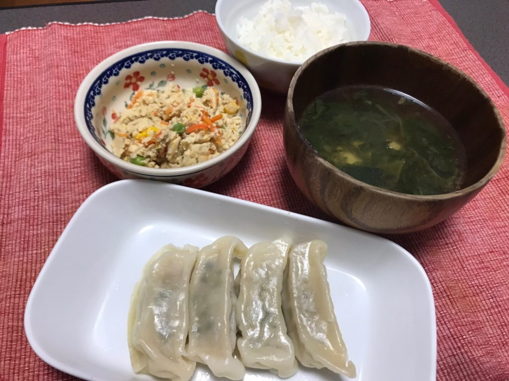 宇都宮餃子セット