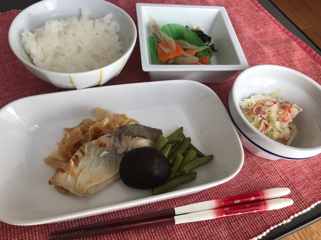 西京焼き皿盛