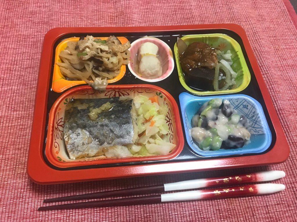 サワラの生姜煮調理済み