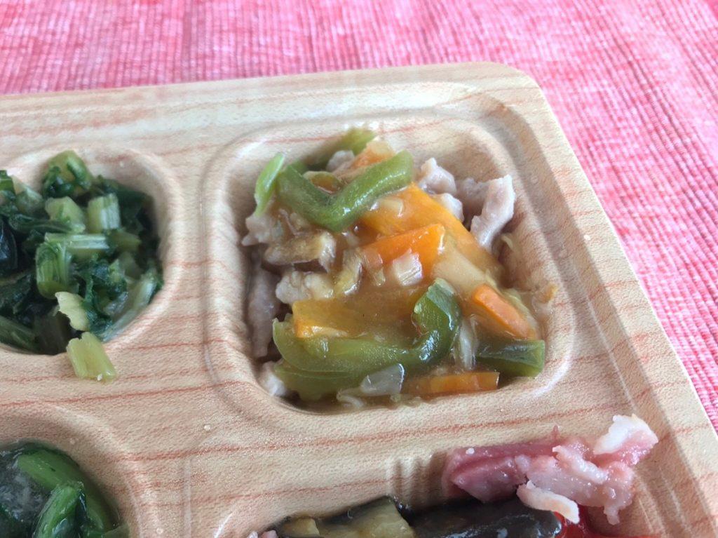 豚肉の野菜旨煮